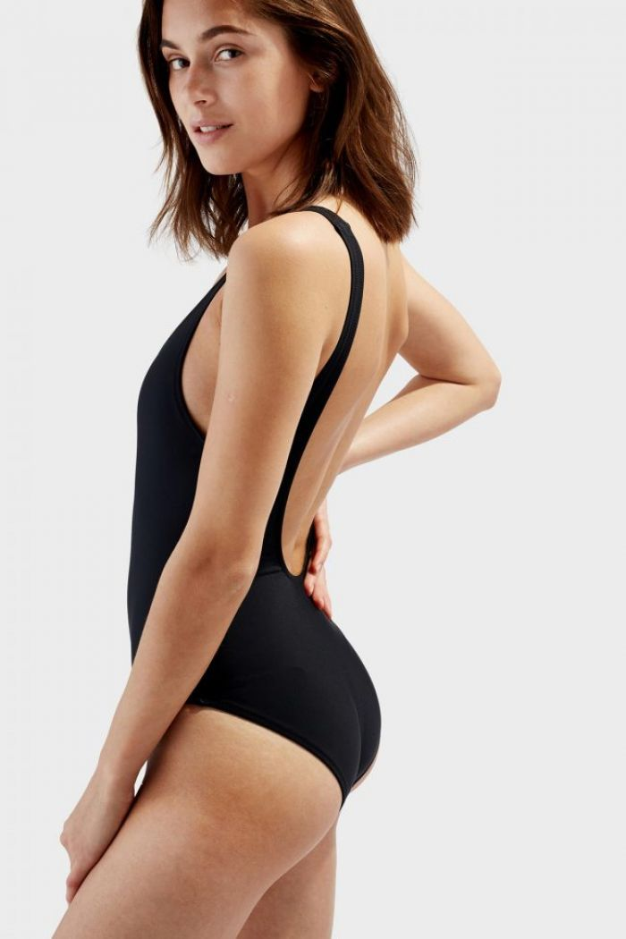 These 9 One Pieces Are The Little Black Dresses Of Swimsuits